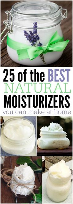 Here are 25 of the best Best Natural Moisturizer ideas that you can make at home. These essential oil recipes for Homemade moisturizers can be made in minutes.