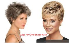 Wigs for Oval Shape Face