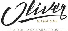 Oliver Magazine - Fútbol para Caballeros Company Logo, Logos, Knights, Journals, Logo