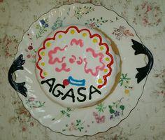dog cake♪