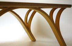 Branchy Table on Behance