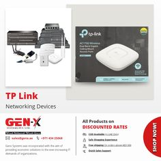 Set up a robust network with home and networking solutions. System offers a variety of Tp-Link networking products ( and wireless that's secure, flexible, manageable, and easy to deploy. Vpn Router, Wireless Router, Tp Link Router, Router Switch, Dual Band Router, Network Switch, Network Solutions