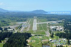 "This is the ""international air port"" located very near our home. Key word - ""international""."