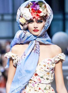 Fuck Yeah Fashion Couture |  Vivienne Westwood Spring-Summer 2013