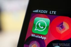 WhatsApp CEO says it has more users than Twitter and more messages than Facebook | The Verge