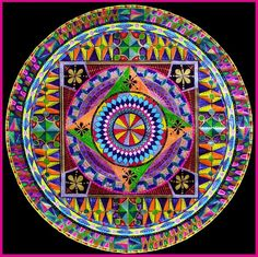 Mandala IV by ~ThingsWillGoMyWay on deviantART
