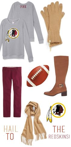 Tailgate Redskins football games in style for less!