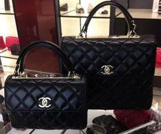 8ed55b379949 @Angelic_Vanity Flappers, Luxury Bags, Luxury Handbags, Chanel Handbags, Chanel  Tote Bag