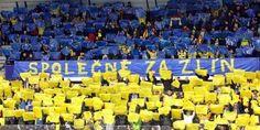 #zlín #ševci #blue&yellow