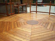 How to build an octagonal deck deckplans looking for a for How to build an octagon deck
