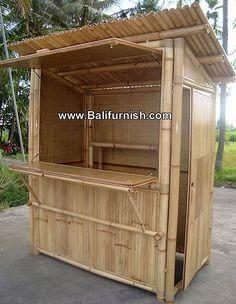 Resultado de imagem para bar de bambu