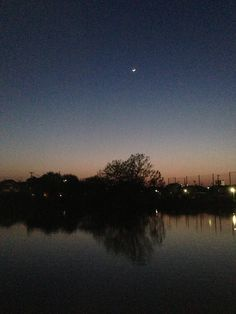 at pond near my house