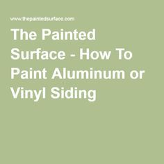 how to fix a hole in vinyl siding