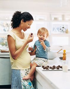 Quick meals for new moms - 30 minutes or less!
