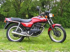 Honda CB250RS, Beautiful torquey motor and brilliant handler, one the best bikes I've ever owned.