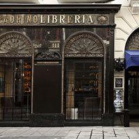 Librería Padrino, hoy hotel. Madrid
