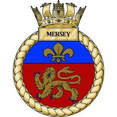 Royal navy ship badges and crests