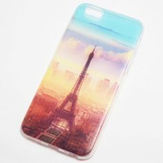 Paris Eiffel Tower in the Morning iPhone 6 / 6S Soft Case