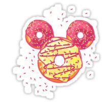 Pop Donut - Strawerry Frosting Sticker