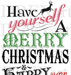 MERRY CHRISTMAS  Happy New Year  STENCIL  12 x 18  7 by drexart