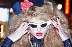 "Mercura Pearl sunnies Styled by Phil Gomez instagram, august 7, 2014 ""Think, Believe, Dream and Dare."" #WaltDisney #styledbyphil"