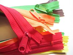 Zippers: Zippers 101 - everything you ever wanted to know about Zippers!