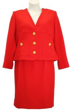 I have just put this item up for sale : Skirt Suit Givenchy 650,00 € http://www.videdressing.us/skirt-suits/givenchy/p-5399923.html?utm_source=pinterest&utm_medium=pinterest_share&utm_campaign=US_Women_Clothing_Suits_5399923_pinterest_share