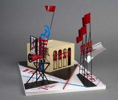 Models of Soviet avant-garde architecture | The Charnel-House