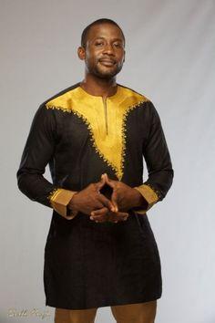 L'acteur Joseph Benjamin/ Actor Joseph Benjamin Love the outfit