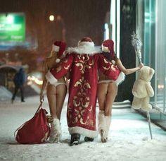 Naught santa