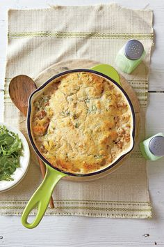 Cinco de Mayo Recipes: Creamy Tex-Mex Cornbread Bake