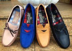 Perfeitos para a meia estação! Confira na Adoro Presentes a linha de Sapatos Mocassim Drive da Capotacco.  #AdoroPresentes #MocassimColorido #MocassimDeCouro #MocassimCapotaco #SapatosDeCouro #ModaMasculina #CalçadosMeiaEstação #SapatosOutonoInverno #MocassimColoridos #SapatosCapotacco
