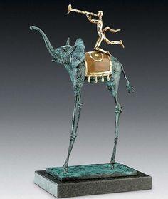 'Elephant du Triomphe', de Salvador Dalí.