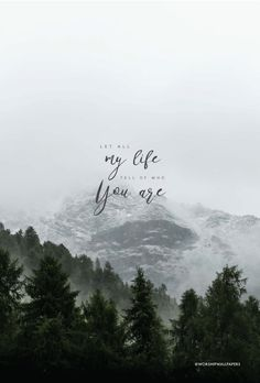 """""""For the One"""" by Jenn Johnson & Bethel Music // Phone screen format // Like us on Facebook www.facebook.com/worshipwallpapers // Follow us on Instagram @worshipwallpapers"""