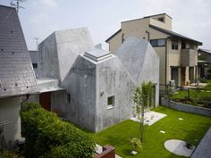 Why Japan Has the Most Experimental (and Disposable) Housing in the World - Architizer