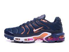 Nike Air Max Plus (Nike TN) ID Bleu Orange Chaussure de BasketBall Pas Cher  Pour Homme 903827-A010 - 1807280182 - Retrouvez la marque Nike en ligne sur  ... ad217f27da52