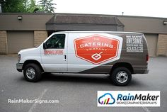 Chevy-express-graphics-03-delivery-van-wrap-kirkland-WA-rainmaker-signs