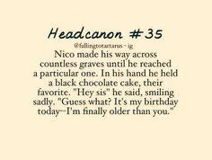 This is emotional! Memes Percy Jackson, Percy Jackson Head Canon, Percy Jackson Books, Percy Jackson Fandom, Solangelo, Percabeth, Caroline Forbes, Thomas Brodie Sangster, Tauriel
