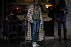 Milan Fashion Week FW16 Street Style Part 2 | Highsnobiety