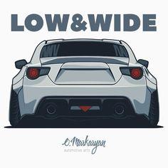 Low & Wibe GT86