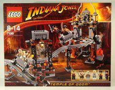 GRAY WALL,ROCK WALL TEMPLE OF DOOM 1 LEGO INDIANA JONES SET 7199