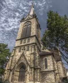 Christuskirche in Hildesheim von HolgerEggers