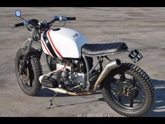 BMW R80 Brat Style by Feito Na Garagem Motors #motorcycles #bratstyle #motos | caferacerpasion.com