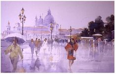 Transparent Watercolor Society of America : 2008 Exhibition: Mel ...