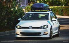 VWVortex.com - H&R Sharpens Golf SportWagen TDI Volkswagen Golf Variant, Volkswagen Models, Vw Golf Variant, Volkswagen Polo, Jetta Wagon, Vw Wagon, Vw Golf Wallpaper, Vw Golf Tdi, Jetta Mk5