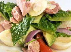Denny Chef Blog: Insalata di tonno e cuore di palma