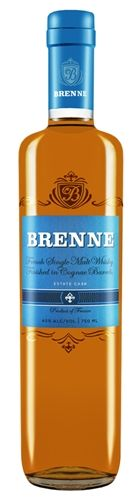 Distilled in Cognac, France, Brenne Single Malt is a French whisky with a complex flavor profile of orange peel, butter and warm spice. Try it today!