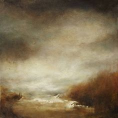 "Saatchi Art Artist Kerr Ashmore; Painting, ""Only to the Sea (SOLD - USA)"" #art"
