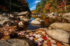Autumn is a season where every leaf is a flower. Kancamagus HIghwayNH [2048 x 1365] #reddit
