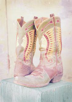Beautiful boots.